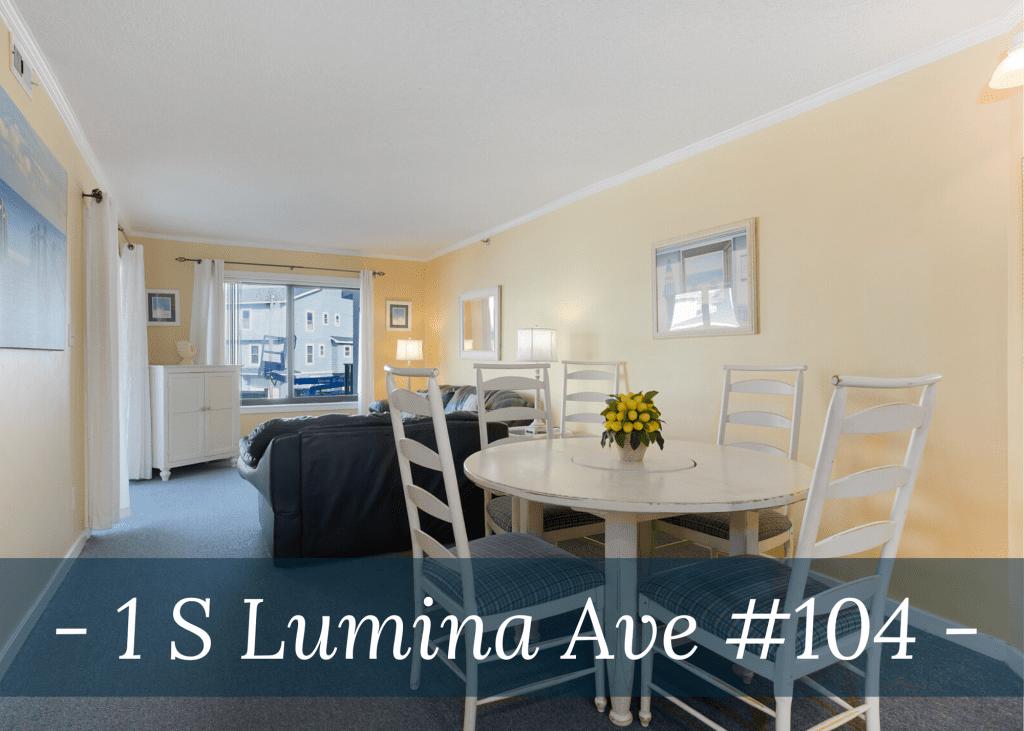 1 S Lumina Ave #104