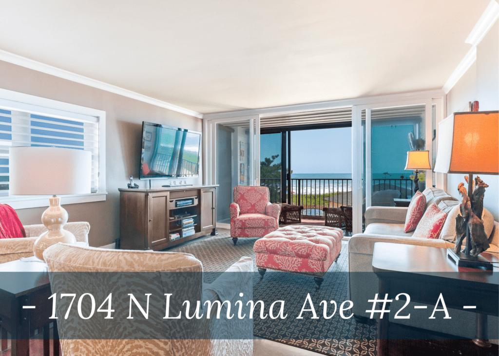 1704 N Lumina Ave #2-A, Wrightsville Beach NC 28480