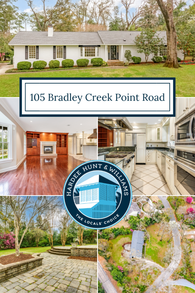 105 Bradley Creek Point Road, Wilmington NC 28403