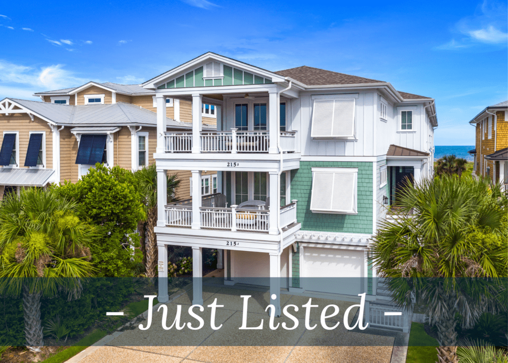 Picture Perfect Luxury Oceanfront Living - 215 S Lumina Ave Unit B, Wrightsville Beach, NC 28480